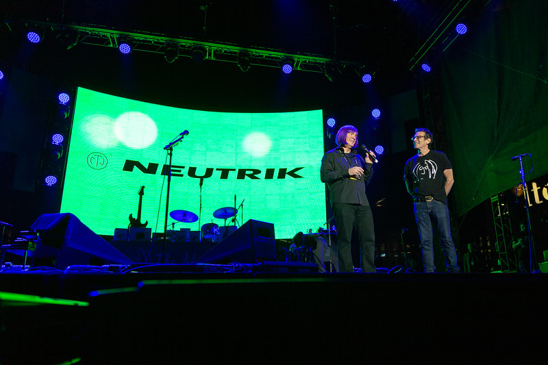2019_01_26, Anaheim, Brian Rothschild, CA, Imagine Party, NAMM, Neutrik, Pete Milbery