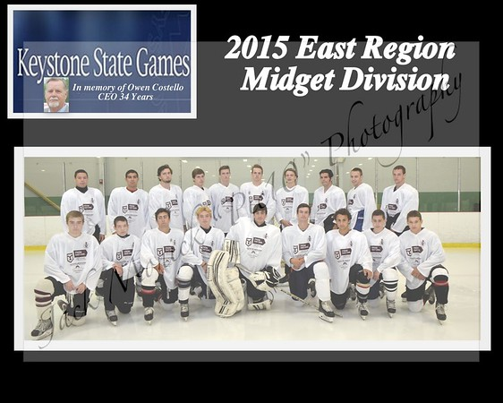 2015 Keystone Games Ice Hockey Midgets