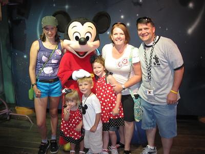 Summer Disneyland Trip 2010