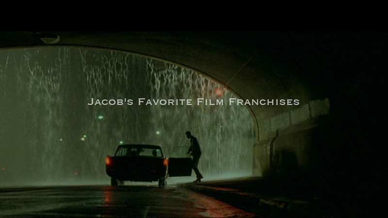 Jacob's Favorite Film Franchises