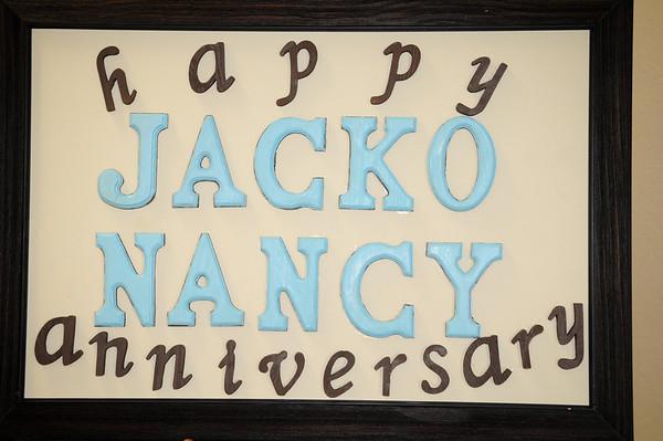 Jacko and Nancy Garrett 36th Anniversary-6/16/12