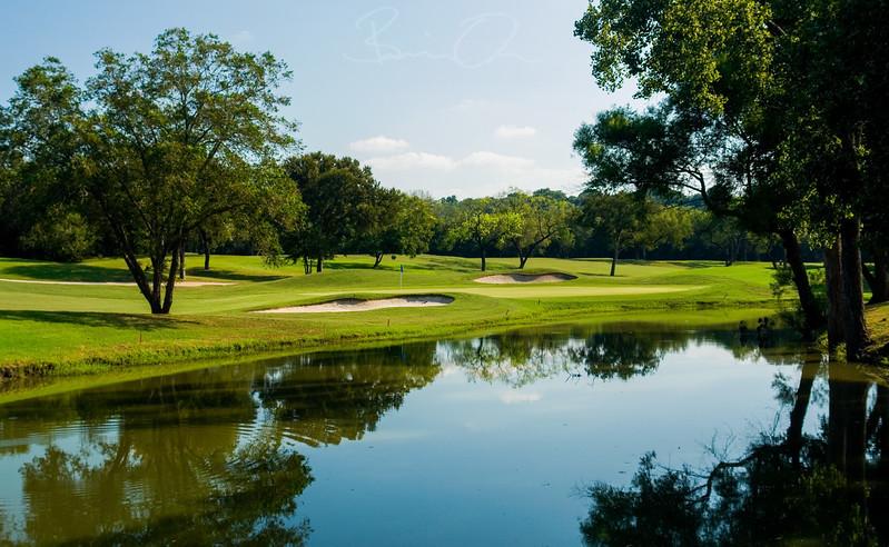 Pecan Valley Golf Photography