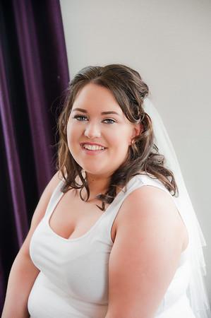 Bridal Preparation - Claire & Gary