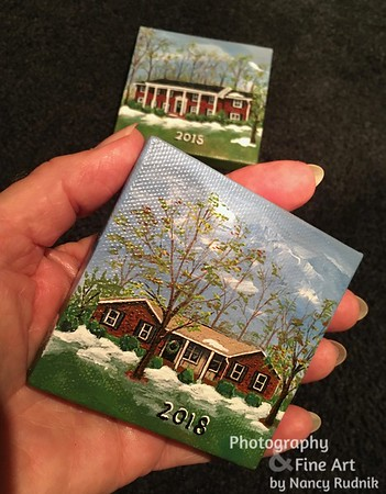 Tiny House Canvases