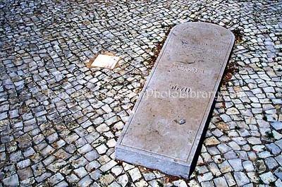 PORTUGAL, Faro. Cemiterio Judaico de Faro (1838 - 1932). (2006)