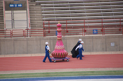Duncanville Marching Contest - 26 Oct 2013