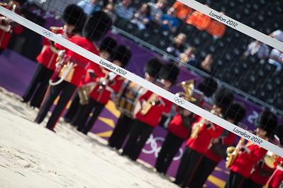 China-Austria beach volleyball