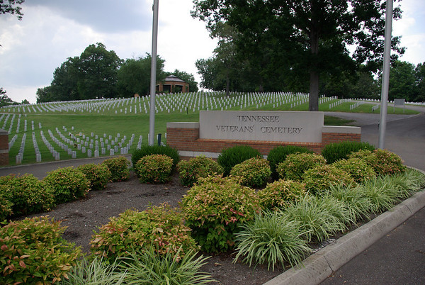 Tennessee State Veterans Cemetery, Knoxville, TN