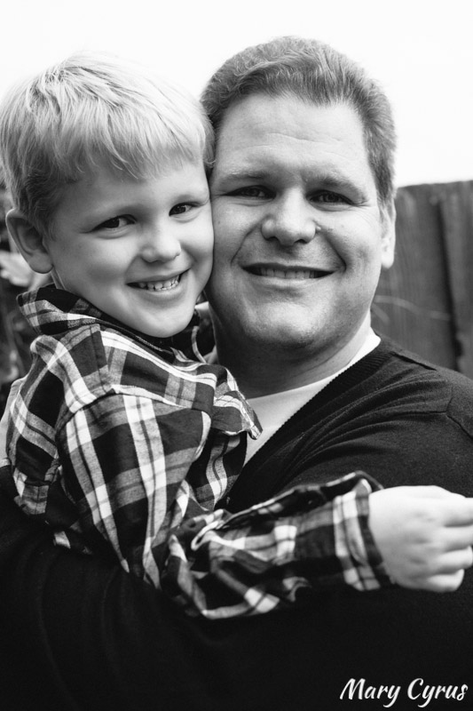 Ayden & Dad: Family Portraits in Dallas, Texas & Beyond by Mary Cyrus Photography