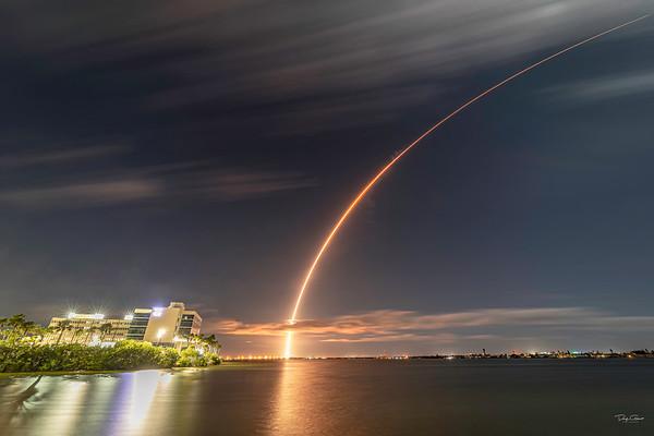 Solar Orbiter Aboard an ULA Atlas V