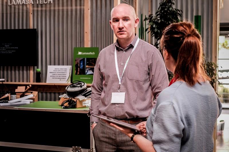 Northern Powerhouse Business Summit @ Boiler Shop, Newcastle. 04.07.18