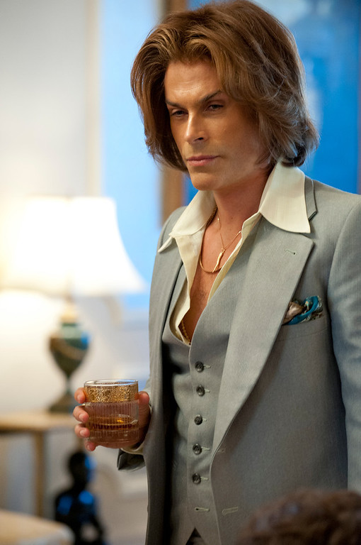 ". Rob Lowe, ""Behind the Candelabra\"""