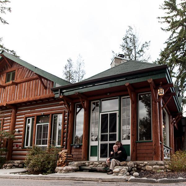 Crosby Cabin at Fairmont Jasper Park Lodge