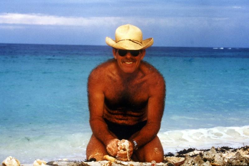 Wes Q Roo beach 1994.jpg