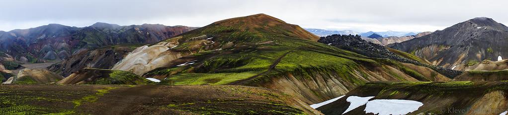 LANDMANNALAUGAR TRAIL - ICELAND