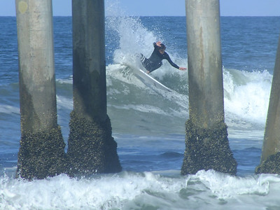 5/6/19 * DAILY SURFING PHOTOS * H.B. PIER