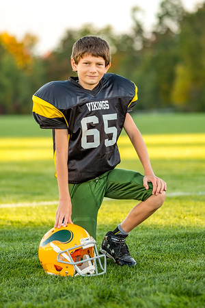 2018-10-06 Oxford Hills Youth Football
