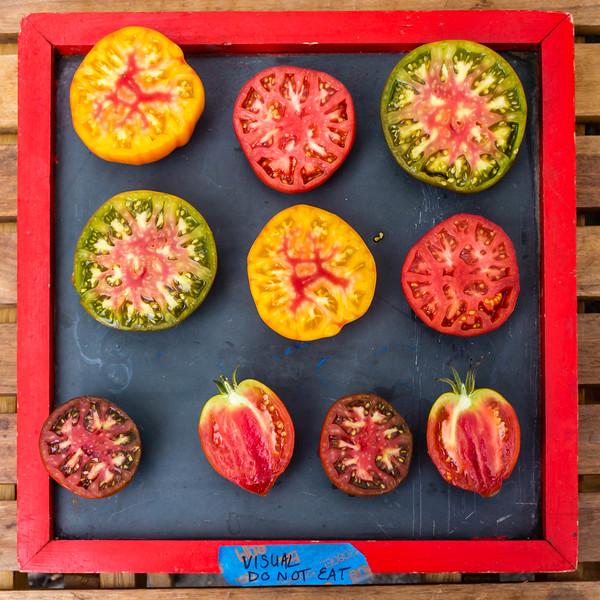 Heilloom Tomatoes