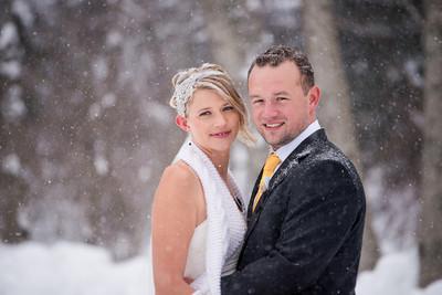 Michael & Zoe Wedding Feb 24th 2014 - Whistler