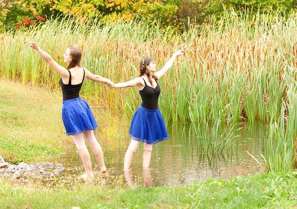 En Croix Ballet Photos
