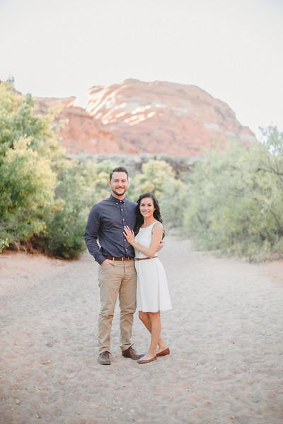 Jantzen & Catie Engagements