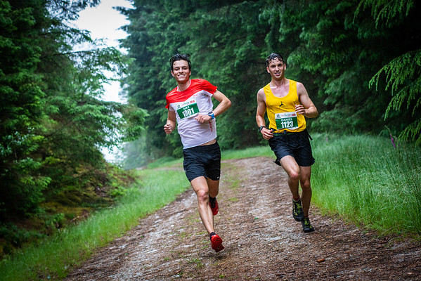Trail Marathon Wales - Half at 7 Miles