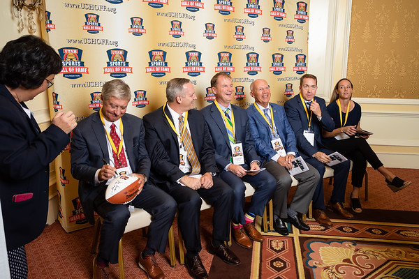 Utah Sports Hall of Fame Induction 2019