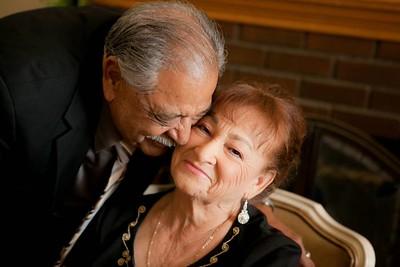 Valadez Family {Celebrating 50 years}