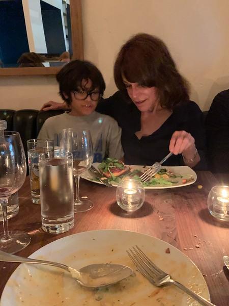 2019.10.19 Dinner at Vernetti