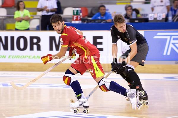 day4: Spain vs Germany