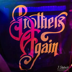 Bobbi Strowds Brothers Again project at The Venu 5.26.19