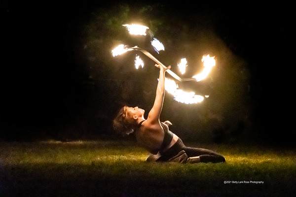 Fire Performers August 2021