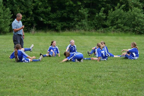 U10 Girls vs Montville