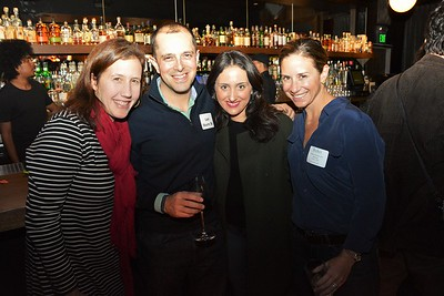Town/Burke's Alumni Cocktail Party | January 18, 2017