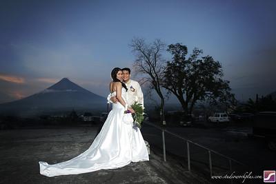 Antet ♥  Chie |Wedding Sneak Peeks