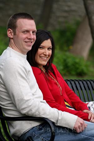 Nikki and Zach