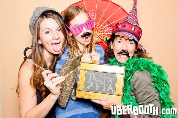 Delta Zeta Family Weekend 2013