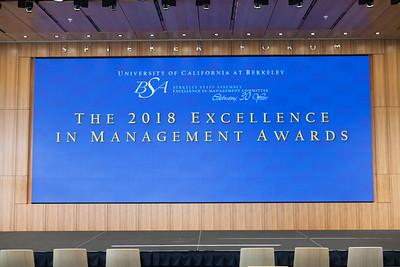 Berkeley Management Awards