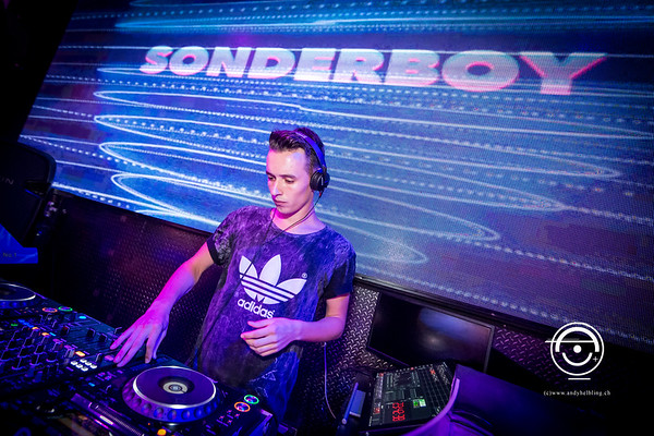 Cocoon Phuket DJ Sonderboy 28.3.2017