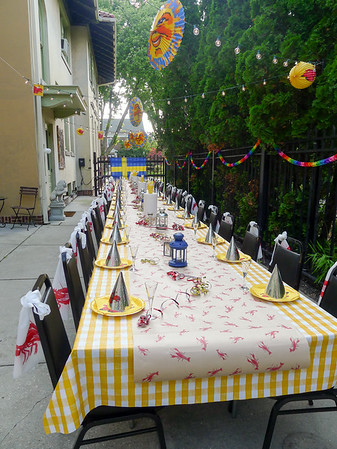 Swedish Crayfish Party 2014
