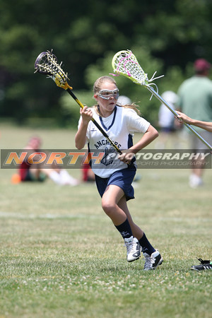 6th Grade Girls - Garden City Maroon vs. South Bay Lax (LP5)