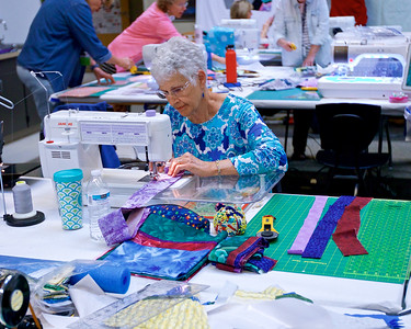 Sisters Outdoor Quilt Show  Classes 2019