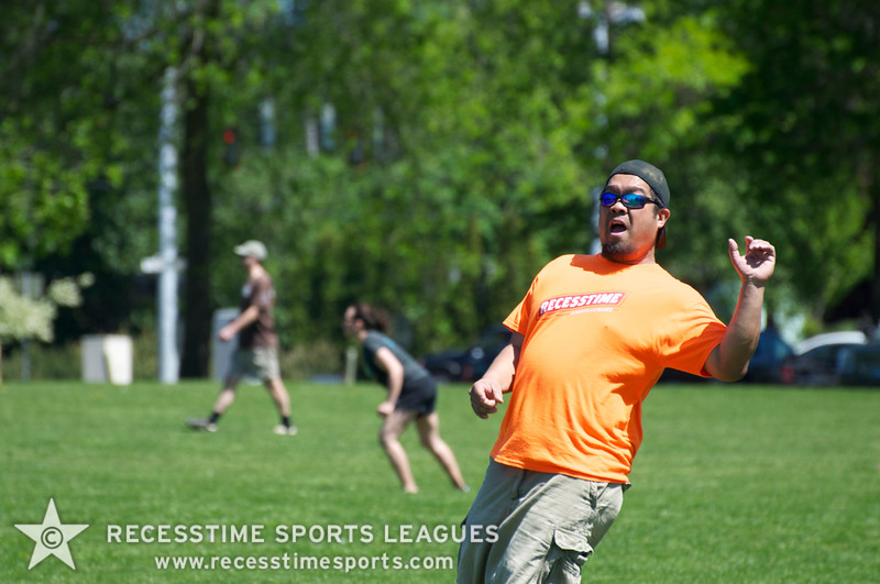 Recesstime Sports Leagues Portland Kickball Spring 2013 Dodgeball Bowling Ping Pong Mushball - 065