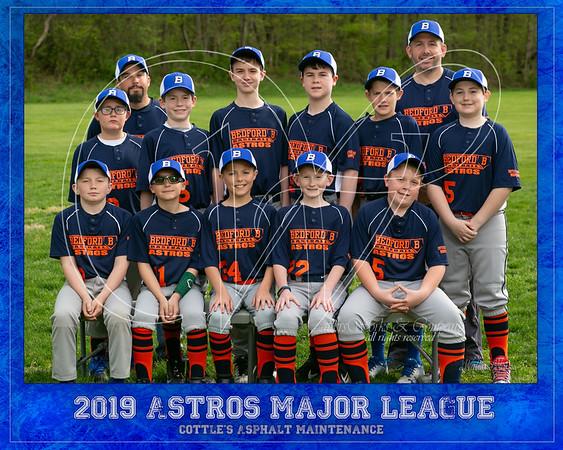 Horne Major Leage Astros