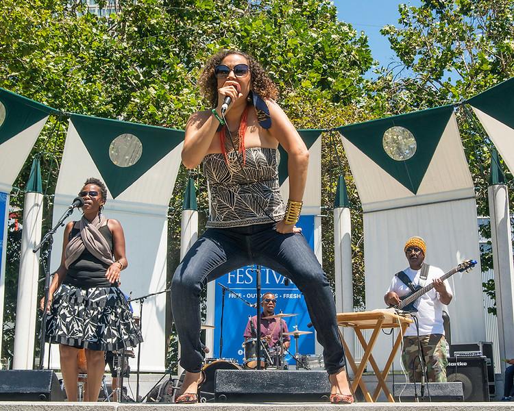 Rub-a Dub, Yerba Buena Gardens Festival