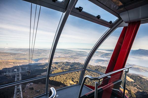 Pilatus Gondola & Cableway
