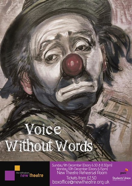 Voice Without Words poster