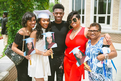 Shania's graduation