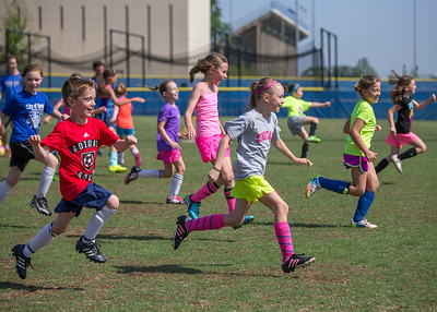 Ian Hennessy's Soccer Day Camp  6-8-15 to 6-12-15