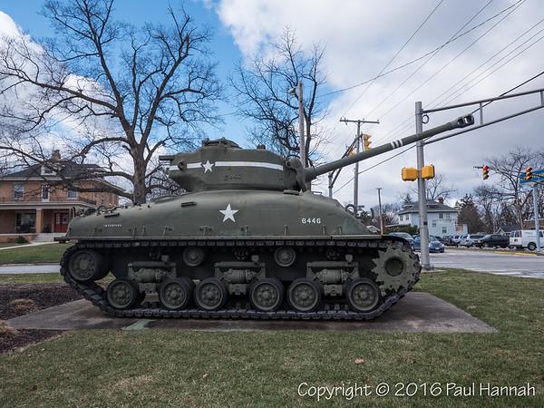 Crown Point, IN - M4A1(76) HVSS